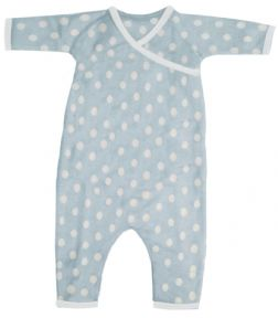 Snowdrop Sleep suit Eggshell